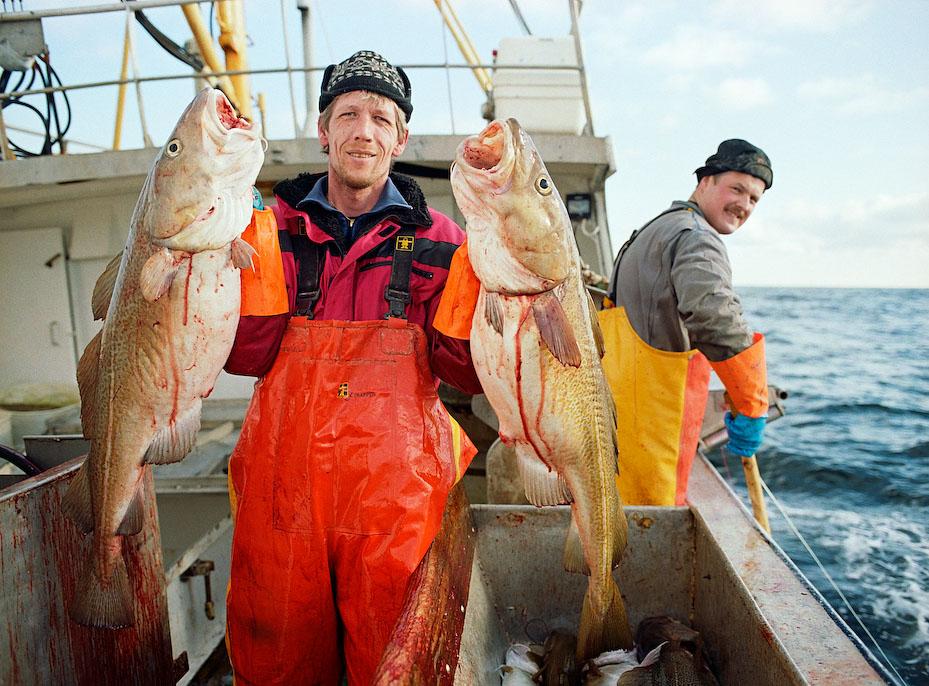 День рыбака в Мурманске